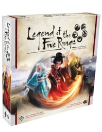 LEGEND OF THE FIVE RINGS THE CARD GAME - ENG