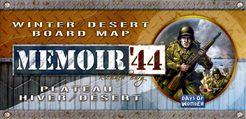 Memoir '44 - ext. 3 - Winter/Desert Board - ENG