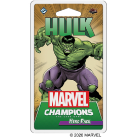 MARVEL LCG CHAMPIONS HULK HERO PACK - ENG