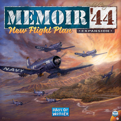 Memoire '44 - ext. Air Pack 2.0 - New Flight Plan - ENG
