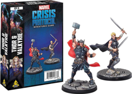 PRE-SALE - MARVEL CP THOR AND VALKYRIE CHARACTER. - ENG - release: 15/12/2019