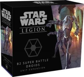 PRE-SALE - STAR WARS LEGION B2 SUPER BATTLE DROIDS - ENG - Exp: 02/2020