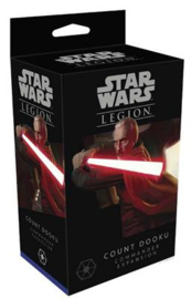 STAR WARS LEGION COUNT DOOKU COMMANDER - ENG