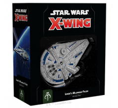 Star Wars X-Wing 2.0 Lando's Millennium Falcon