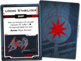 STAR WARS X-WING 2.0 GALACTIC EMPIRE DAMAGE DECK - ENG