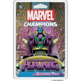 PRE-SALE - MARVEL LCG CHAMPIONS THE ONCE AND FUTURE KANG EXP. - ENG - release: 10/2020