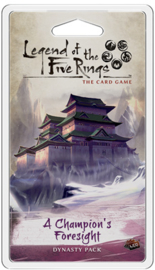 LEGEND OF THE FIVE RINGS A CHAMPIONS FORESIGHT - ENG