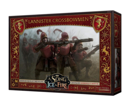 A SONG OF ICE & FIRE BUILDER CROSSBOWMEN