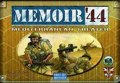 Memoir '44 - ext. 7 - Mediterranean Theater - ENG