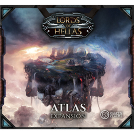 PRE-SALE - Lords of Hellas Atlas - EXP: TBD