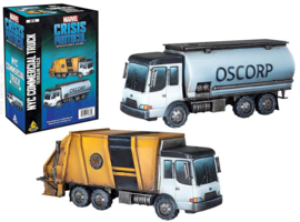 PRE-SALE - MARVEL CP NYC COMMERCIAL TRUCK TERRAIN PACK - ENG - release: 15/12/2019