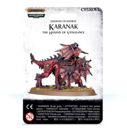 Karanak, The Hound of Vengeance