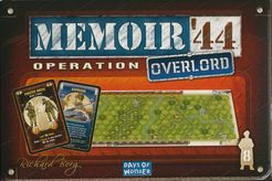 Memoir '44 - ext. 6 - Operation Overlord - ENG