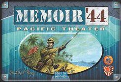 Memoir '44 - ext. 4 - Pacific Theater - ENG