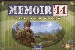 Memoir '44 - ext. 1 - New Terrains - ENG