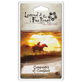 LEGEND OF THE FIVE RINGS CAMPAIGNS OF CONQUEST - ENG