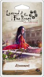 PRE-SALE - LEGEND OF THE FIVE RINGS ATONEMENT - ENG - release: 09/2020
