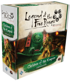 LEGEND OF THE FIVE RINGS CHILDREN OF THE EMPIRE - ENG