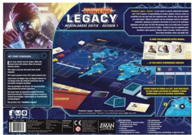 Pandemic - Legacy - Blue - ENG