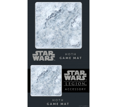 Star Wars Legion Hoth Game Mat