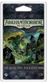 PRE-SALE - ARKHAM HORROR LCG THE BLOB THAT ATE EVERYTHING - ENG - release: 04/2020