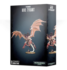 Tyranids Hive Tyrant