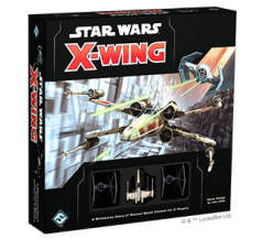 Star Wars X-Wing 2.0 Starter Miniatures Game