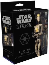 STAR WARS LEGION B1 BATTLE DROIDS UPGRADE EXP. - ENG