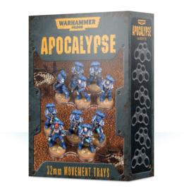 Apocalypse 32mm Movement Trays