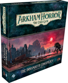 PRE-SALE - ARKHAM HORROR LCG THE INNSMOUTH CONSPIRACY DELUXE - ENG - release: 10/2020