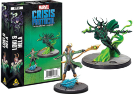 PRE-SALE - MARVEL CP LOKI AND HELA CHARACTER - ENG - release: 15/12/2019