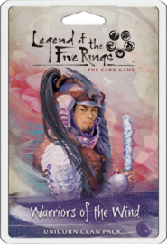 LEGEND OF THE FIVE RINGS WARRIORS OF THE WIND - ENG