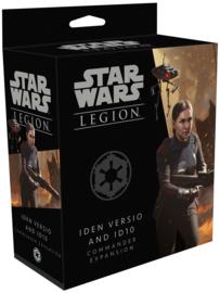 PRE-SALE - STAR WARS LEGION IDEN VERSIO & ID10 COMMANDER - ENG - Exp: 02/2020