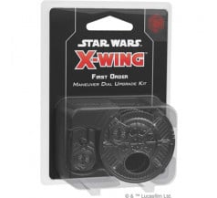 Star Wars X-Wing 2.0 First Order Maneuver Dial Upgrade