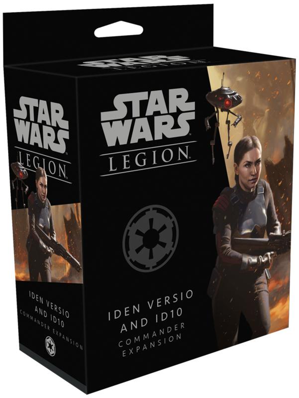 STAR WARS LEGION IDEN VERSIO & ID10 COMMANDER - ENG