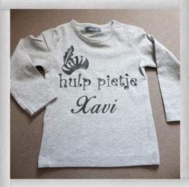 Shirt Hulp pietje