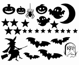 Uitbreidingset Halloween