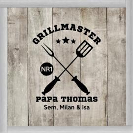 BBQ schort Grillmaster 1