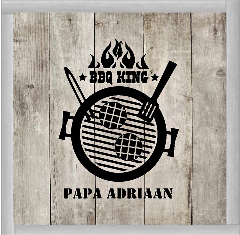 BBQ Schort BBQ KING