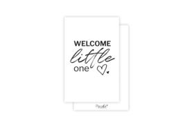 Mini-kaart | Welcome little one