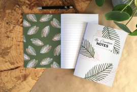 Schrift creative notes