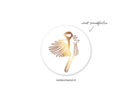 Sticker | Vogel | 10 stuks