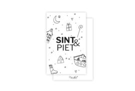 Mini-kaart | Sint & Piet