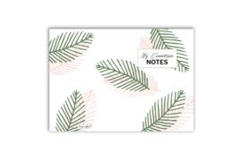 Schrift creative notes