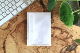 Envelop A-6 | Transparant