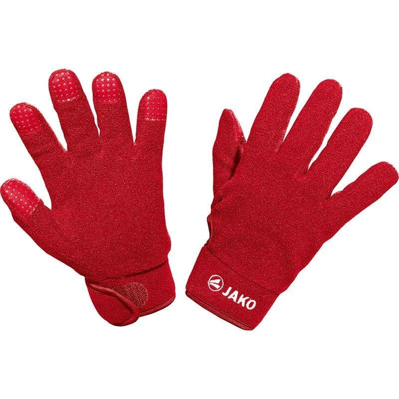 JAKO Spelerhandschoenen Rood