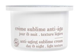 Crème Sublime anti - âge Recharge / Refill -Texture légère