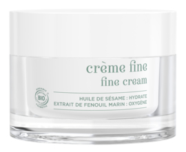 Crème Fine pot Rechargeable / Fine Cream pot Refillable