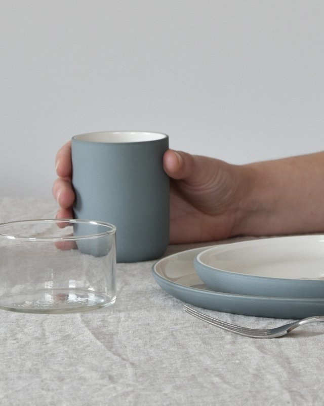Mok 150 ml | koffie | teal