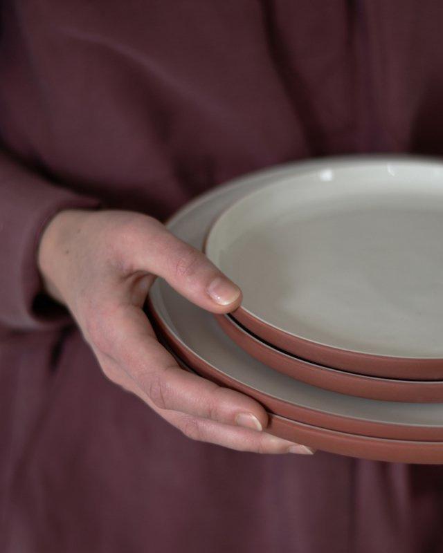 Plate Ø 20 cm | terracotta